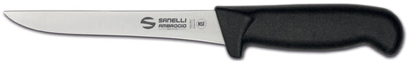 Narrow Boning Knife 16cm From The Supra Range By Sanelli Ambrogio