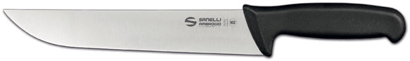 9½ inches or 24 cm Butcher's Knife From Sanelli Ambrogio's Supra Collection