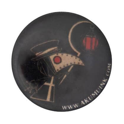 Badge Akumu Plague Seeker