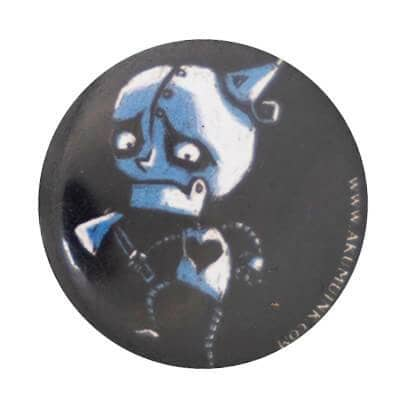 Badge Akumu Tin Man