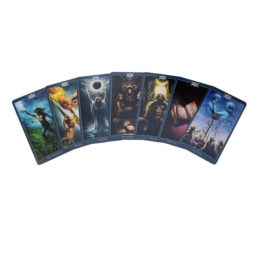 Tarot Kort Book of Shadows