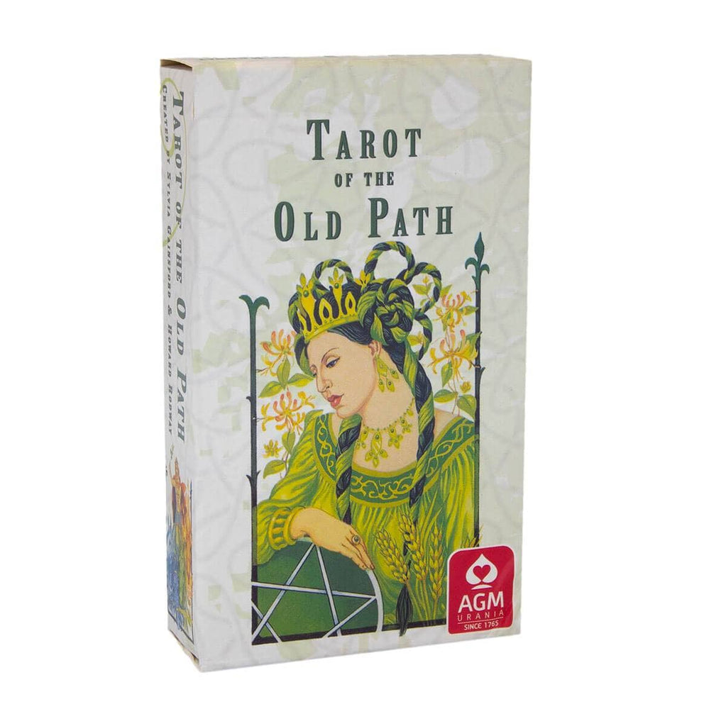 Tarot Kort The Old Path