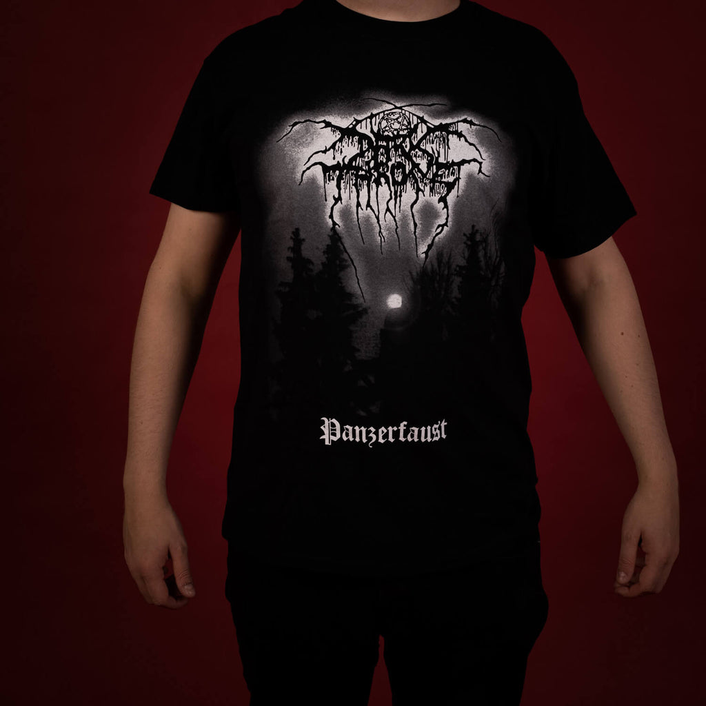 T-shirt Dark Throne Panzerfaust