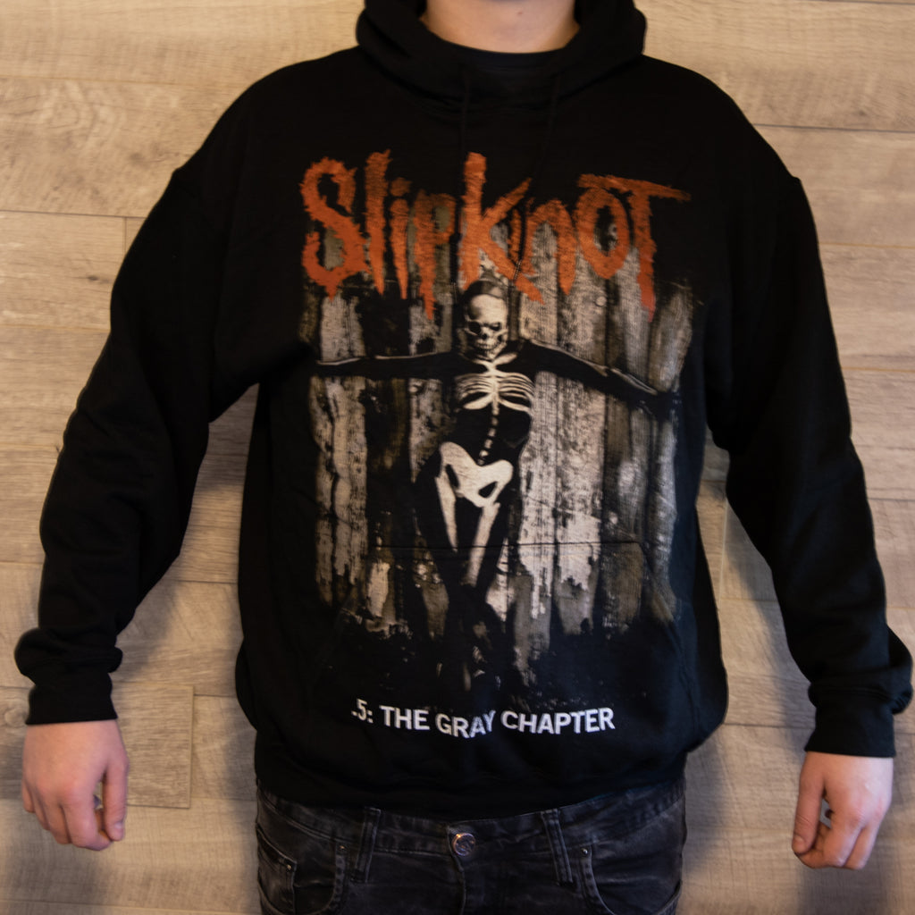 Hættetrøje Slipknot - Gray Chapter (Unisex)