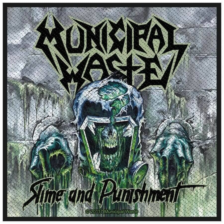 Patch Municipal Waste - Slime and Punishment