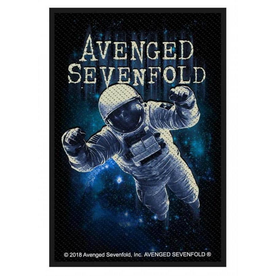 Patch Avenged Sevenfold - The Stage