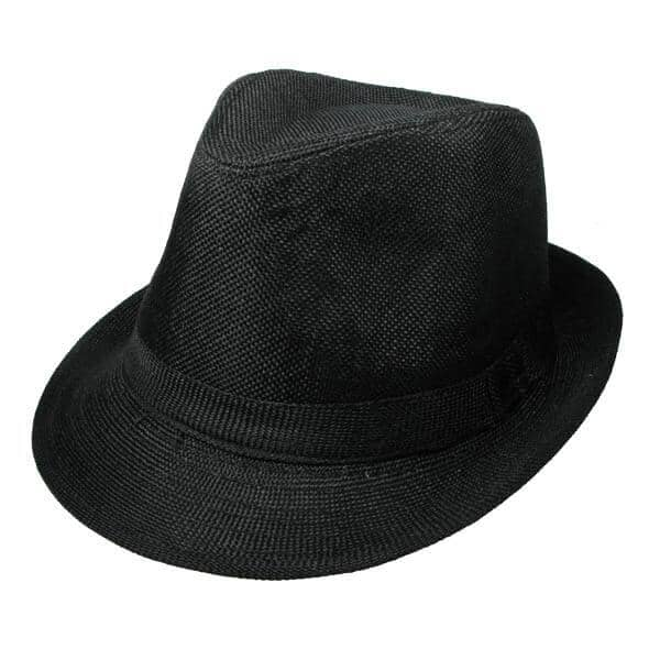 Trilby Hat i Stof fatima bullet 69