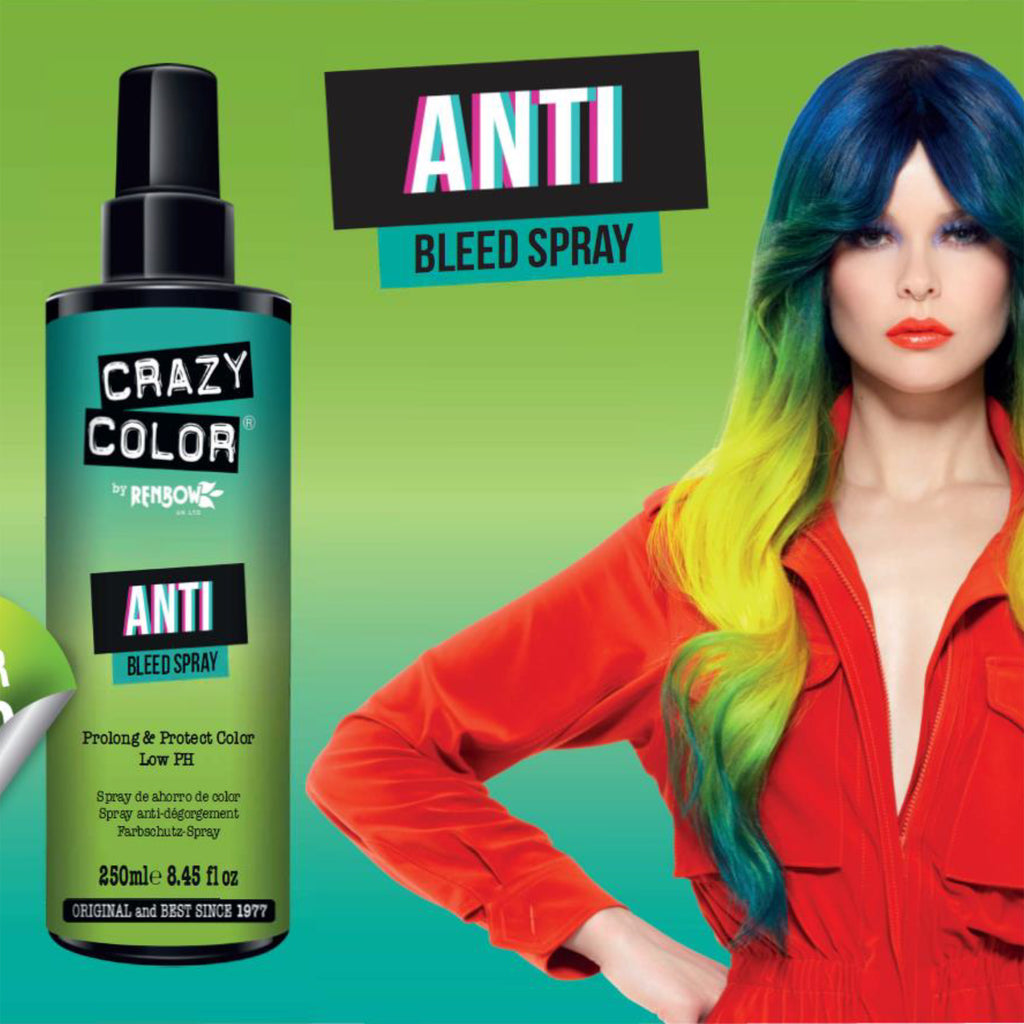 Crazy Color Anti Bleed