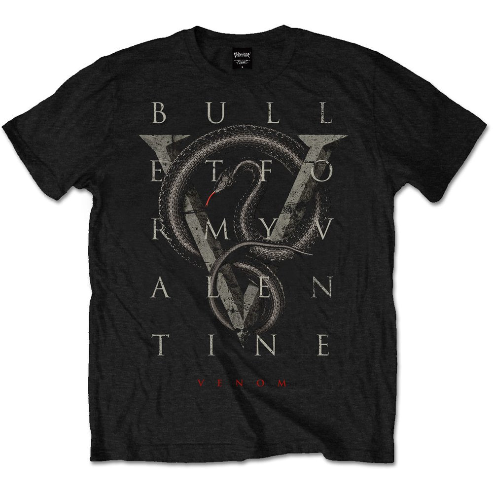 T-shirt Bullet For My Valentine - Venom (Unisex)