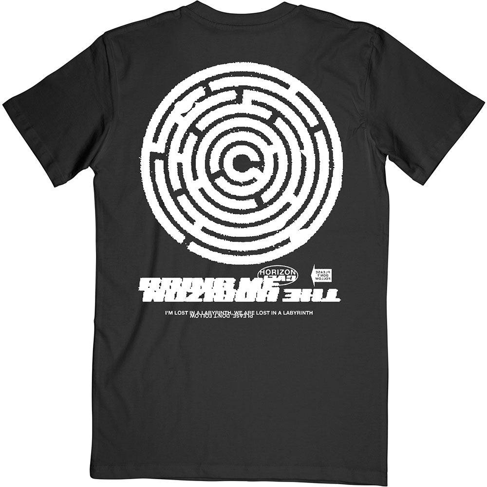 T-shirt Bring me The Horizon - Labyrinth (Unisex)