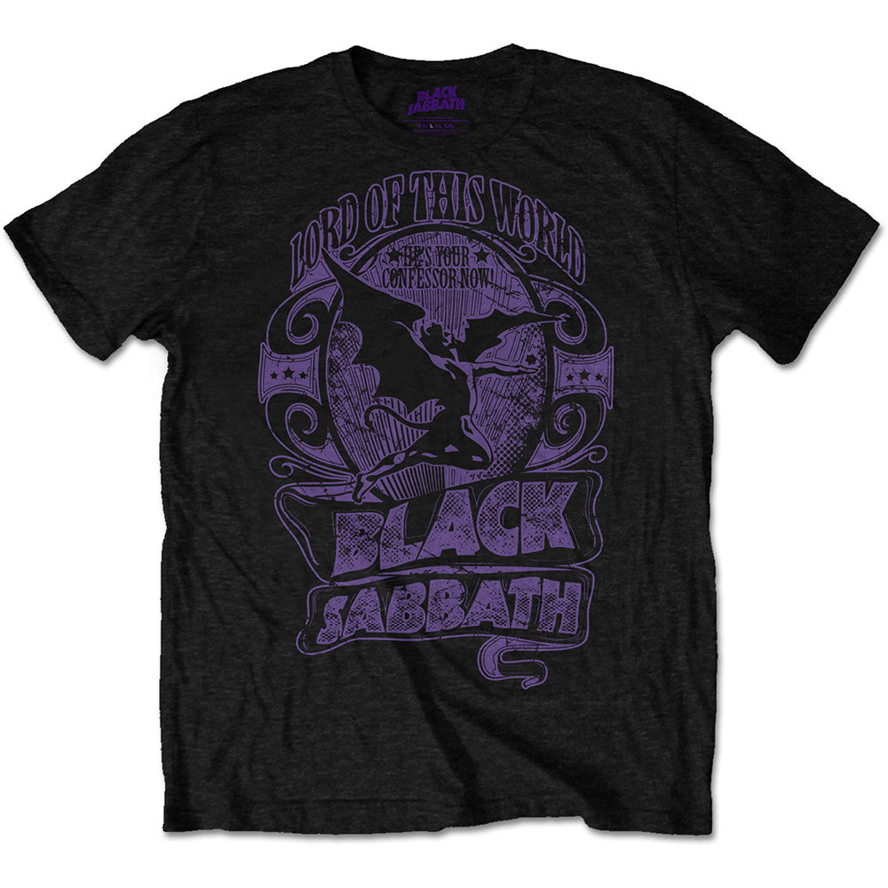 T-shirt Black Sabbath - Lord (Unisex)