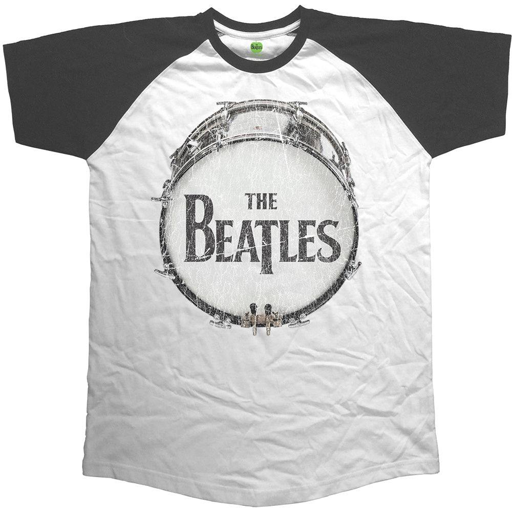 T-shirt The Beatles - White