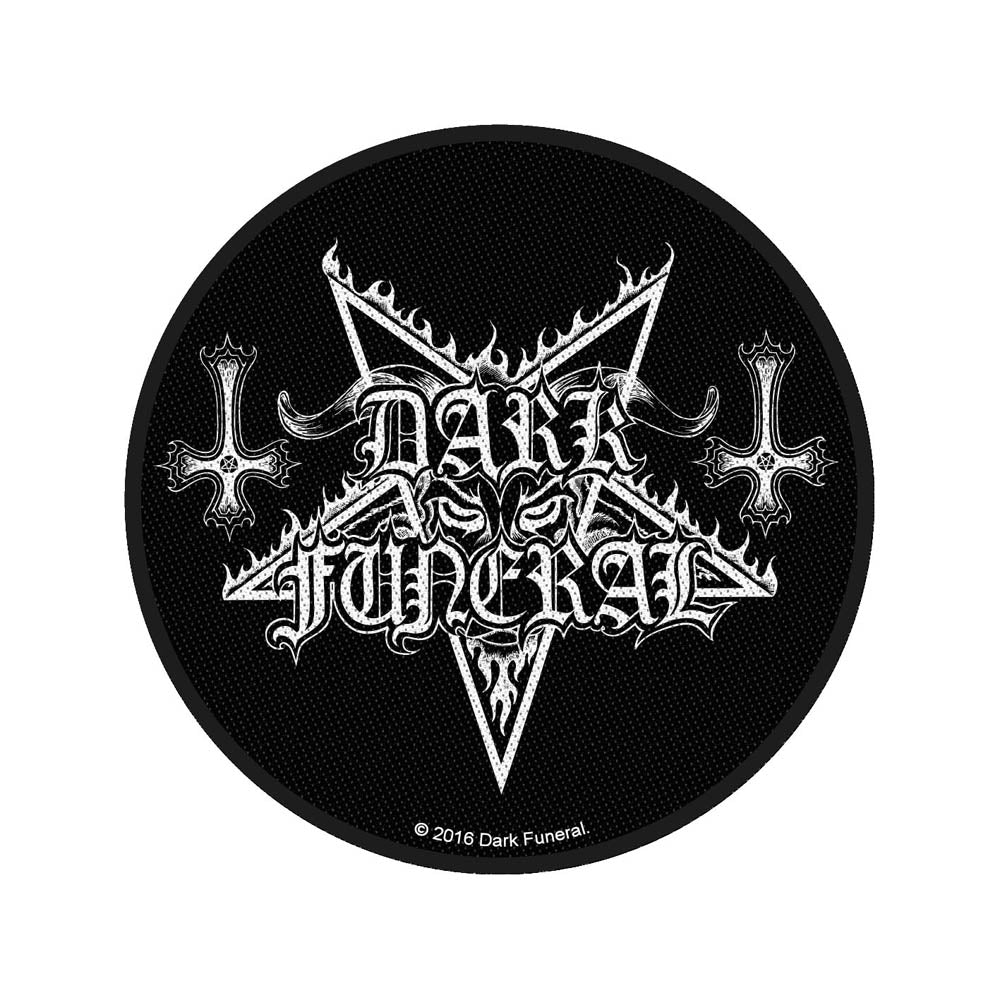 Patch Dark Funural - Circle