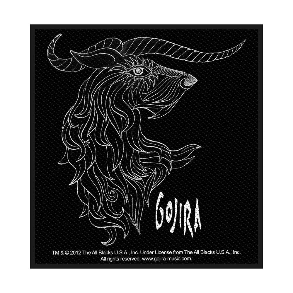 Patch Gojira
