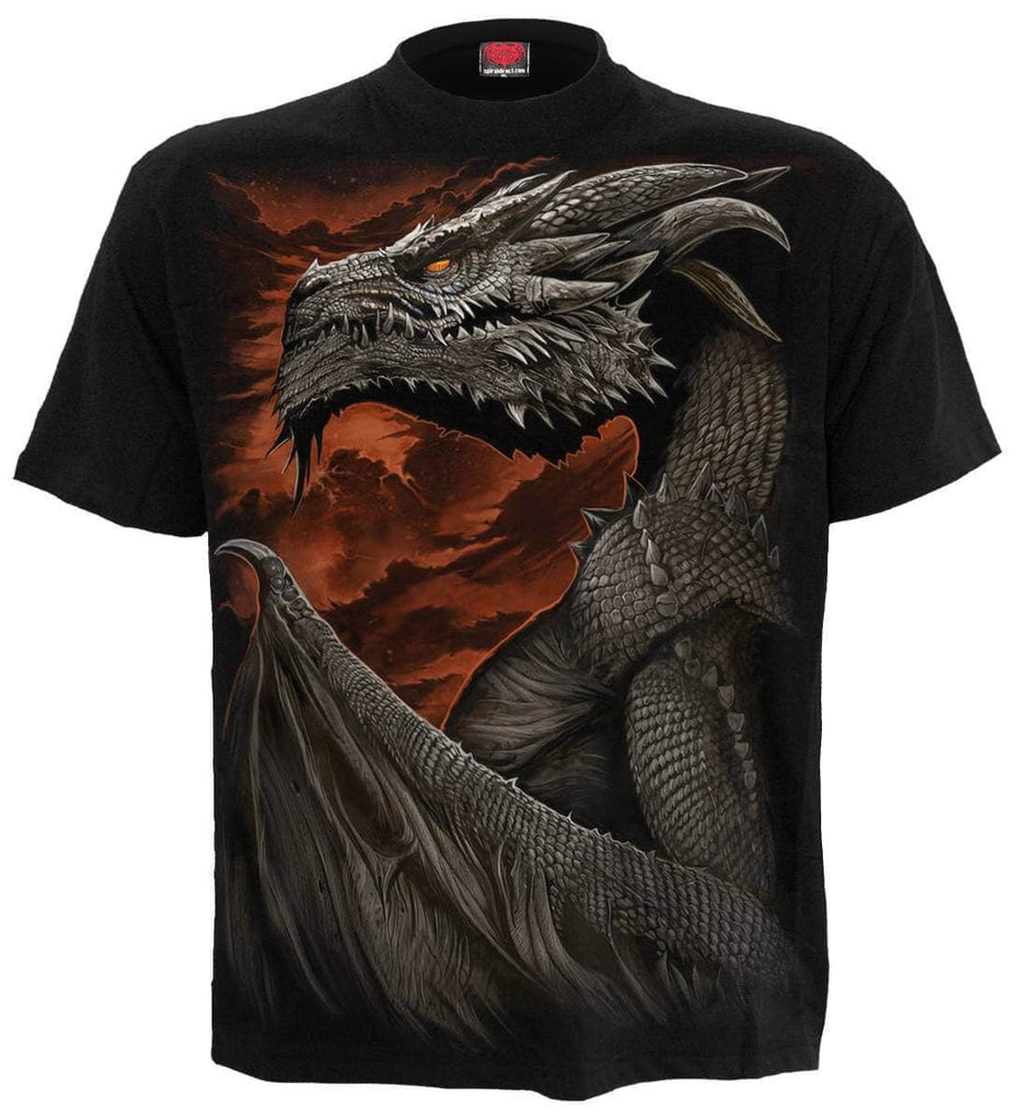 T-shirt Spiral Majestic Draco