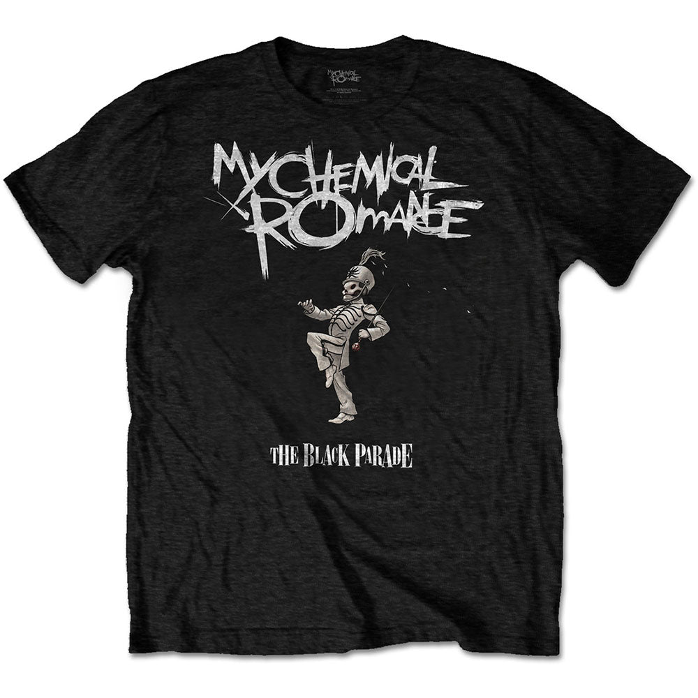 T-shirt My Chemical Romance - Black Parade (Unisex)