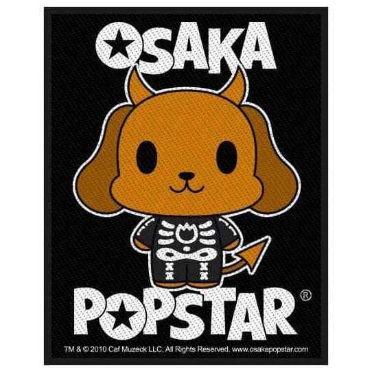 Patch Osaka Popstar - Skeledog