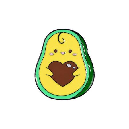 Pin Avocado Love
