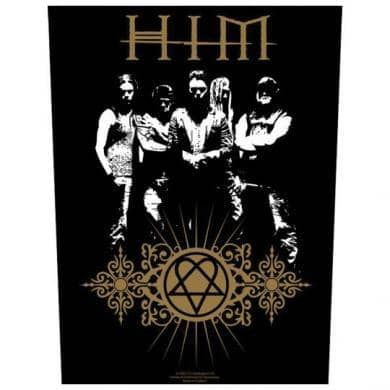 Backpatch HIM - Bravado - Fatima.Dk