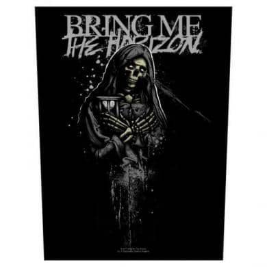 Backpatch Bring Me The Horizon - Bravado - Fatima.Dk