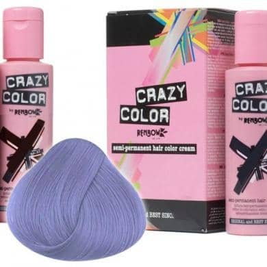 Crazy Color Hårfarve Lilac (100ml) - Crazy Color - Fatima.Dk
