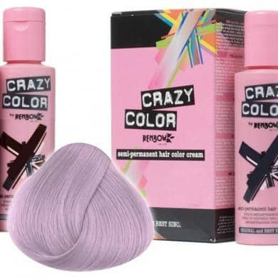 Crazy Color Hårfarve Marsmallow (100ml) - Crazy Color - Fatima.Dk