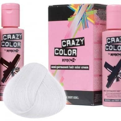Crazy Color Hårfarve Neutral (100ml) - Crazy Color - Fatima.Dk