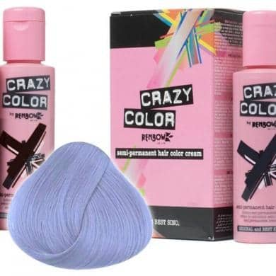 Crazy Color Hårfarve Slate (100ml) - Crazy Color - Fatima.Dk