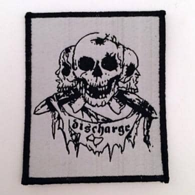 Patch Discharge