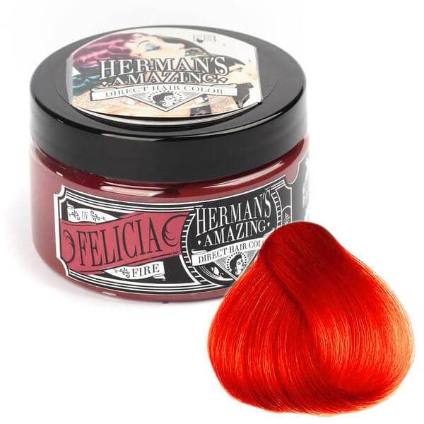 Hermans Hårfarve UV Felicia Fire (115ml)