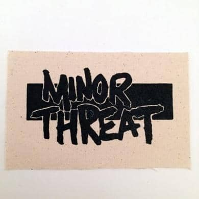 Patch Minor Threat - Bravado - Fatima.Dk