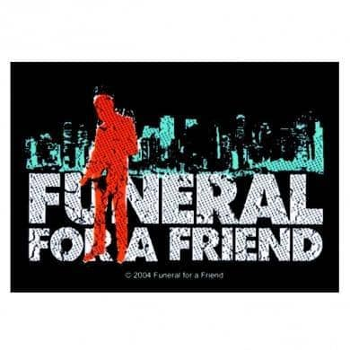 Patch Funeral for a Friend - Bravado - Fatima.Dk