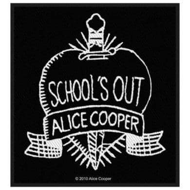 Patch Alice Cooper