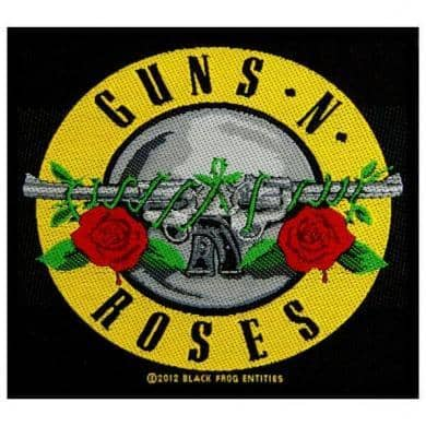 Patch Guns and Roses - Bravado - Fatima.Dk