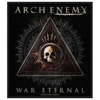 Patch Arch Enemy War Eternal - Bravado - Fatima.Dk