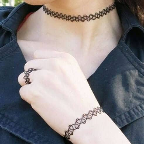 Choker Tattoo