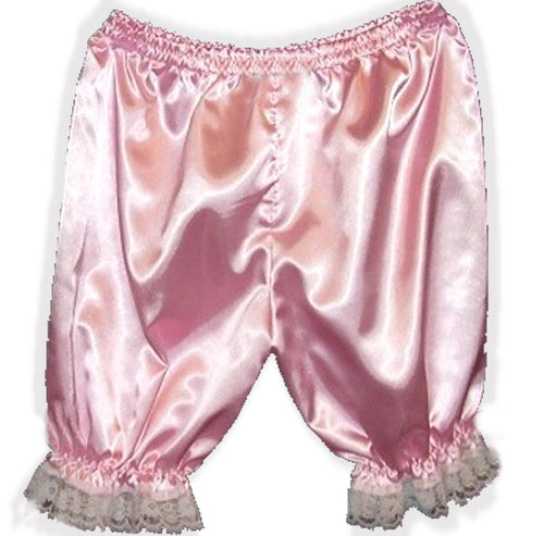 Custom Fit Satin or Made-to-Match Adult Little Girl Sissy Baby Bloomers by Leanne's