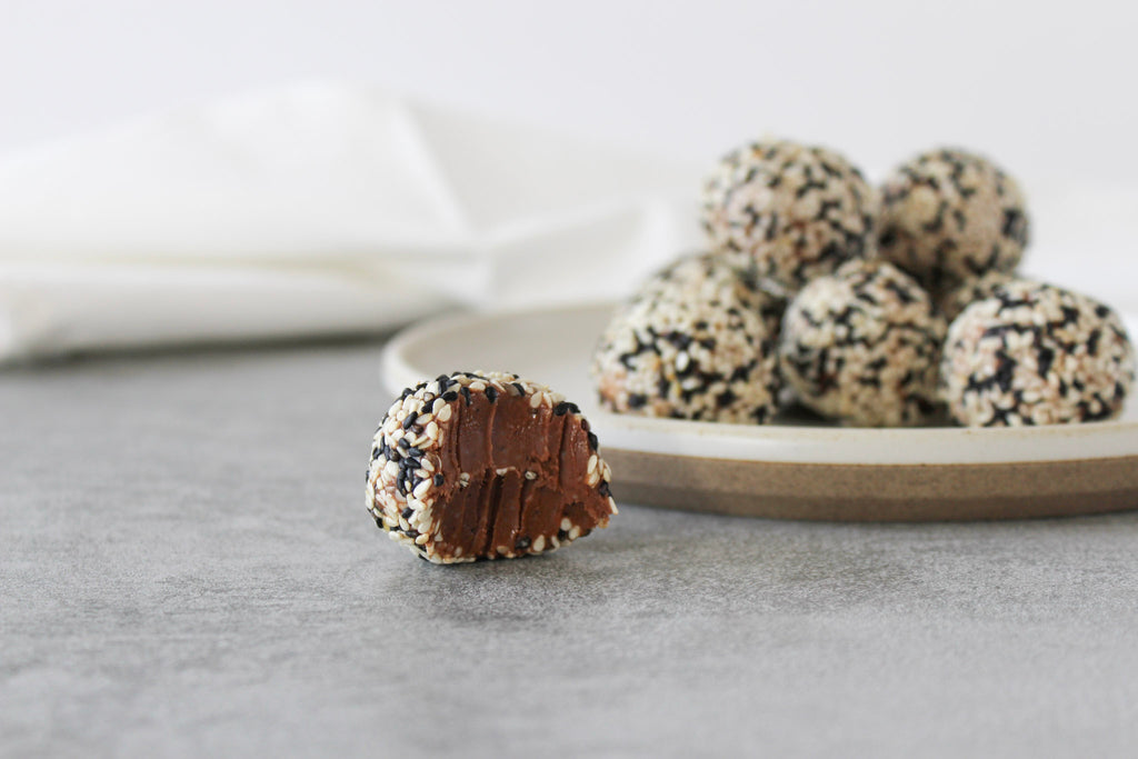 Dark Chocolate Sesame Butter