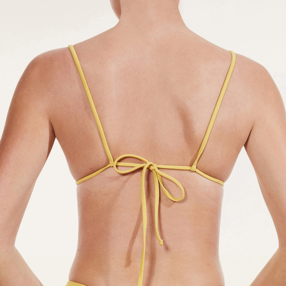 swimwear-equator-top-classic-triangle-two-piece-sustainable-eco-set-string-straps-yellow-color