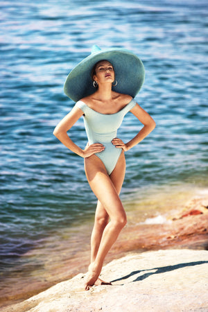 swimwear-dune-one-piece-bodysuit-off-shoulder-scooped-ballerina-neckline-high-cut-legs-mint-green-rib-color