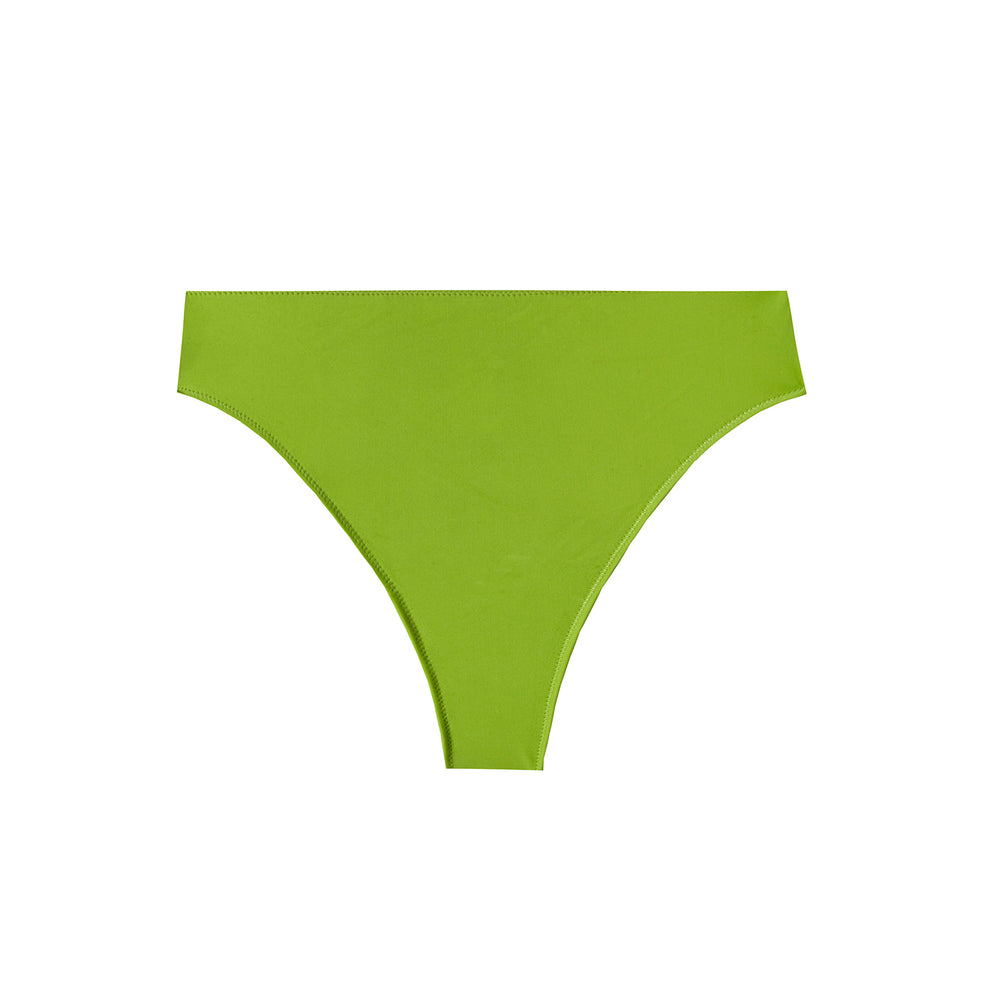 vibe bottom in parrot green