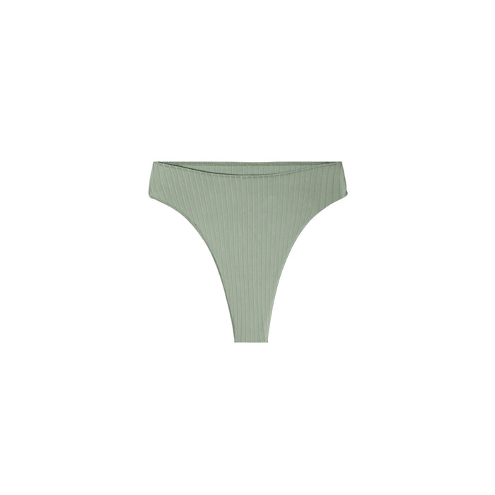swimwear-dune-vibe-bottom-two-piece-high-waisted-high-cut-leg-mint-green-color
