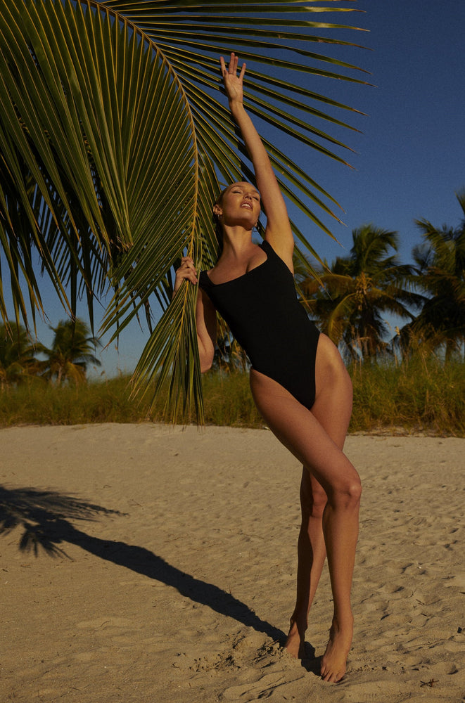 swimwear-scorpio-one-piece-bodysuit-classic-square-neck-racerback-high-cut-leg-black-texture-color