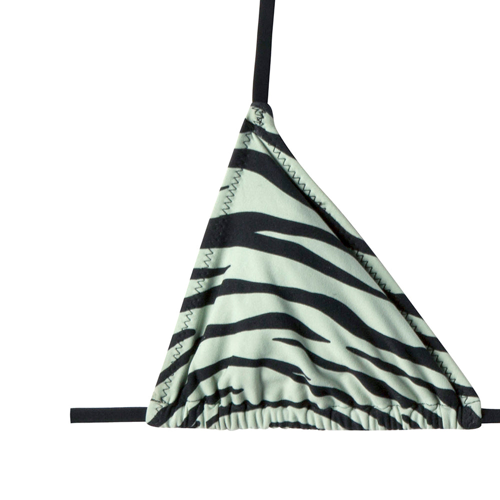 praia top in zebra sage