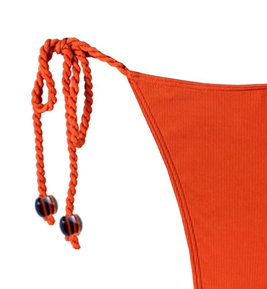 swimwear-zanzibar-bottom-two-piece-low-rise-bottom-twist-ties-decorative-beads-orange-color