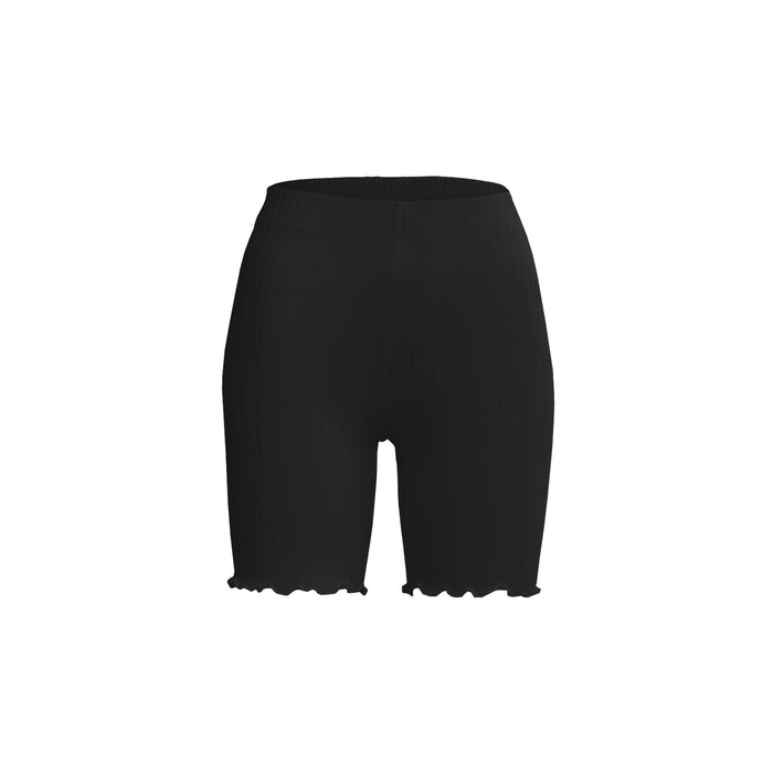 adagio short in black