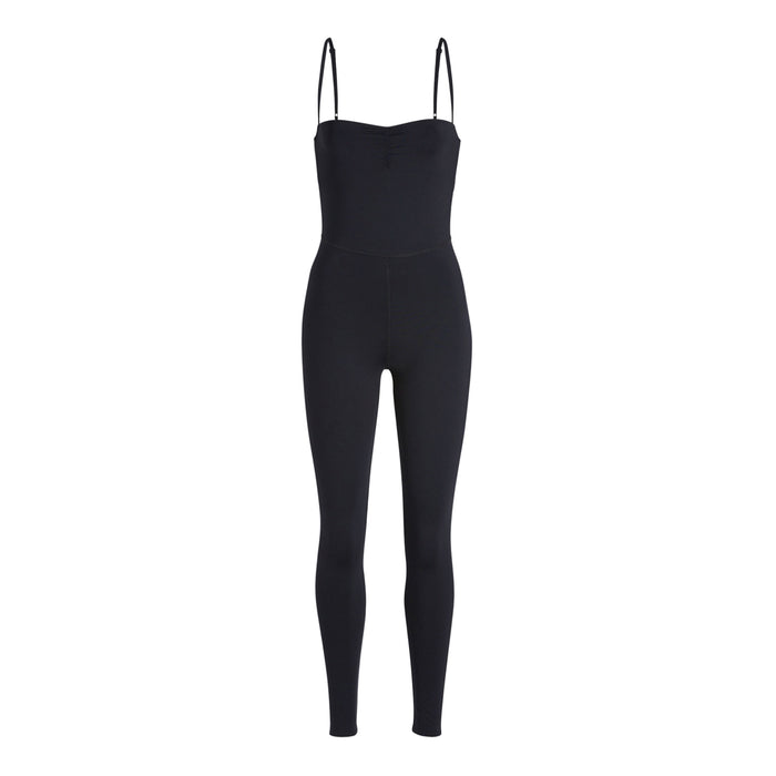 attitude jumpsuit in black