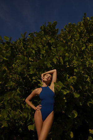 swimwear-contour-one-piece-bodysuit-racer-back-high-cut-leg-blue-texture-color