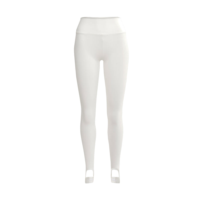 form legging in cream