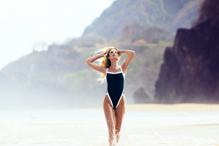 swimwear-physique-one-piece-bodysuit-classic-crisscross-back-high-cut-leg-contrast-binding-black-color